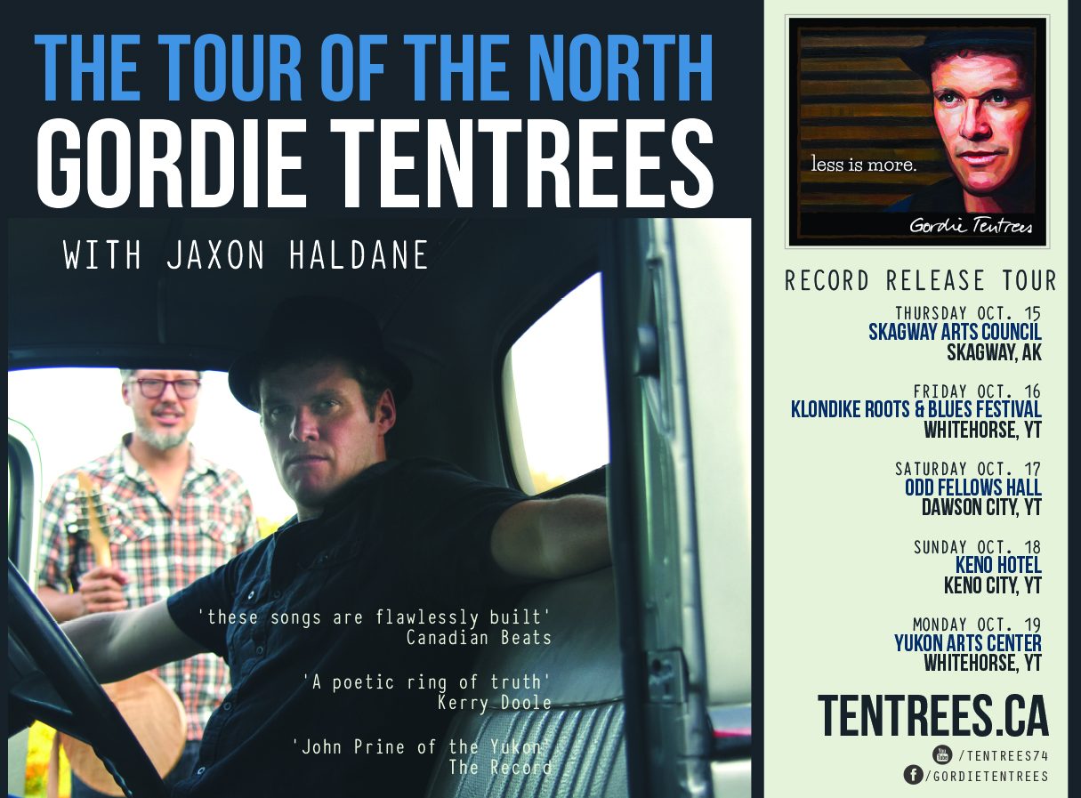 Gordie-TenTrees-Northern-Tour